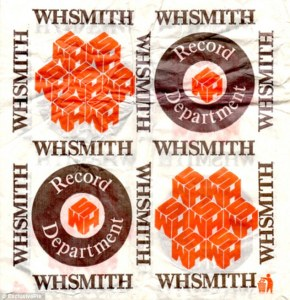 WH Smith old logo