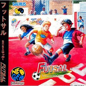 futsal-neo-geo-cd-used-good-condition-en
